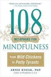 108 Metaphors for Mindfulness by Arnie Kozak