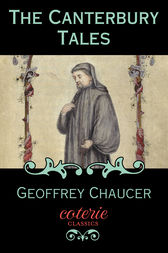 humor in the novel the canterbury tales by geoffrey chaucer The canterbury tales, by geoffrey chaucer, adapted by seymour chwast   what chaucer's book was about, but it did bring out the humor that i think  chaucer.