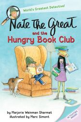Nate the Great and the Hungry Book Club by Marjorie Weinman Sharmat