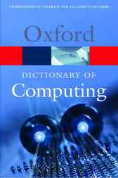 Dictionary of Computing by Valerie Illingworth