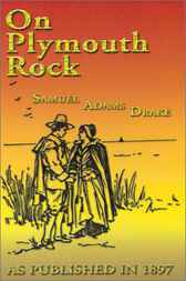 On Plymouth Rock by Samuel Adams Drake