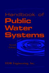Handbook of Public Water Systems by HDR Engineering Inc.