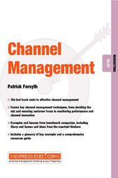 Channel Management by Patrick Forsyth