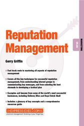 Reputation Management by Gerry Griffin