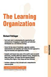 The Learning Organization by Richard Pettinger