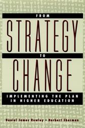 From Strategy to Change by Daniel James Rowley