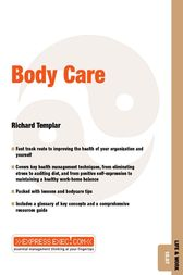 Body Care by Richard Templar