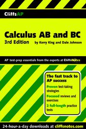 Calculus AB and BC by Kerry J. King