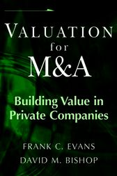 Valuation for M&A by Frank C. Evans