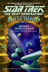 Gateways #3 by Robert Greenberger