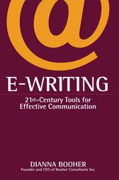 E-Writing by Dianna Booher