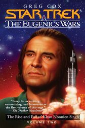 The Eugenics Wars by Greg Cox