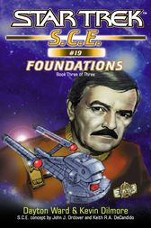 Star Trek: Corps of Engineers: Foundations #3 by Dayton Ward