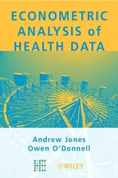 Econometric Analysis of Health Data by Andrew M. Jones