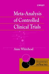 Meta-Analysis of Controlled Clinical Trials by Anne Whitehead