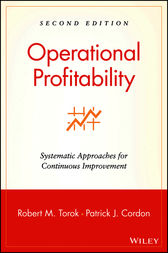 Operational Profitability by Robert M. Torok