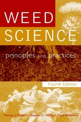 Weed Science by Thomas J. Monaco