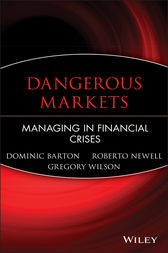 Dangerous Markets by Dominic Barton