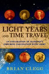 Light Years and Time Travel by Brian Clegg