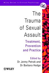 The Trauma of Sexual Assault by Jenny Petrak