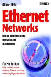 Ethernet Networks by Gilbert Held