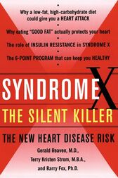 Syndrome X by Terry Kirsten Strom