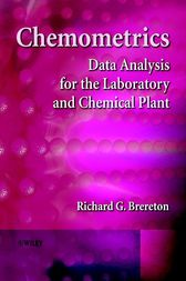 Chemometrics by Richard G. Brereton