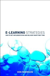 E-learning Strategies by Don Morrison