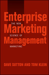 Enterprise Marketing Management by Dave Sutton