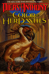 Xanth 15: The Color of Her Panties by Piers Anthony