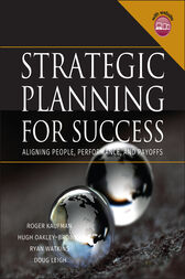 Strategic Planning For Success by Roger Kaufman