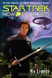 Star Trek: New Frontier: No Limits Anthology by Peter David