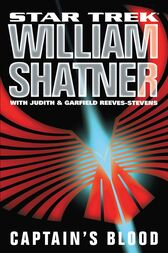 Captain's Blood by William Shatner