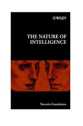 The Nature of Intelligence by Gregory R. Bock