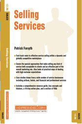 Selling Services by Patrick Forsyth