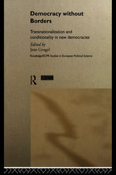 Democracy without Borders by Jean Grugel
