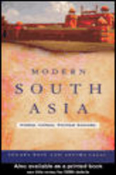 Modern South Asia by Sugata Bose