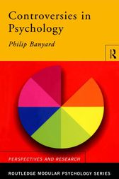 Controversies in Psychology by Phil Banyard