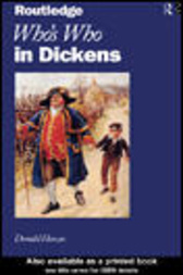Who's Who in Dickens by Donald Hawes