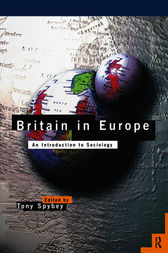 Britain in Europe by Tony Spybey