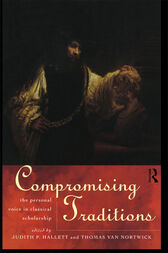 Compromising Traditions by Judith P. Hallett