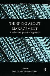Thinking About Management by David Currie