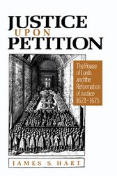 Justice Upon Petition by James S. Hart