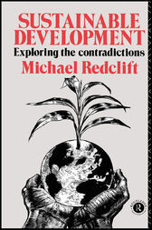 Sustainable Development by Michael Redclift
