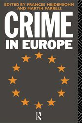 Crime in Europe by Martin Farrell
