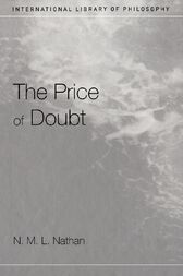 The Price of Doubt by Nicholas Nathan