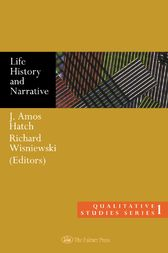 Life History and Narrative by J. Amos Hatch