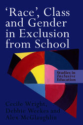 'Race', Class and Gender in Exclusion From School by Alex McGlaughlin