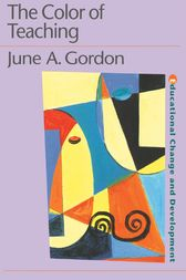 The Color of Teaching by June Gordon