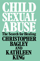 Child Sexual Abuse by Christopher Bagley